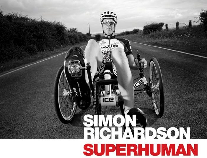 simon richardson superhuman banner